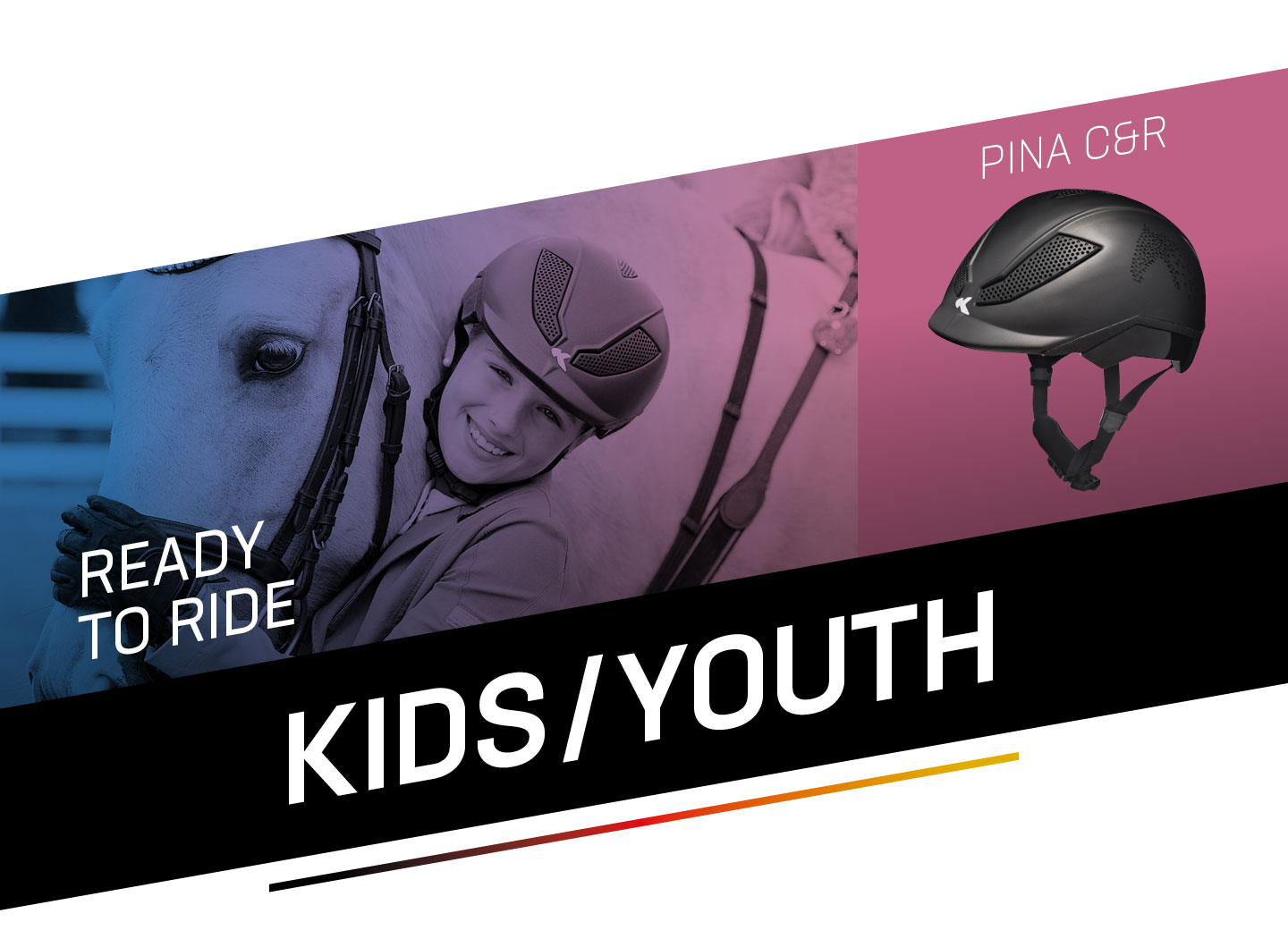 Kids/Youth - Ready To Ride