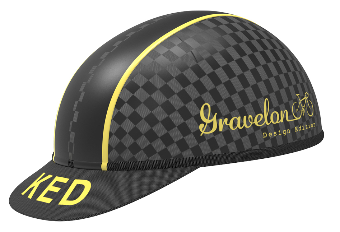 Gravelon checkered flag